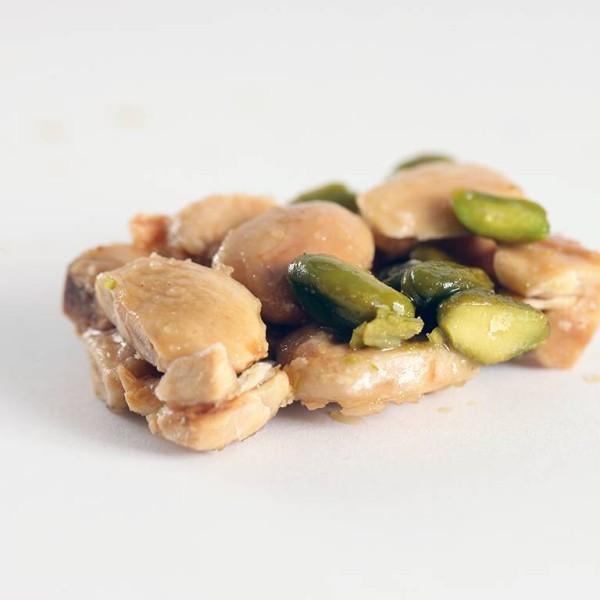 torrone mandorla pistacchio pasticceria ieraci